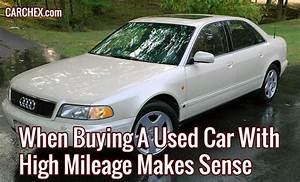 When Buying A Used Car With High Mileage Makes Sense
