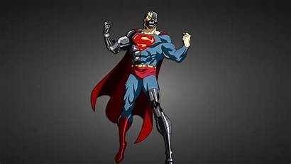 Superhero Wallpapers Superman Cyborg Pixelstalk