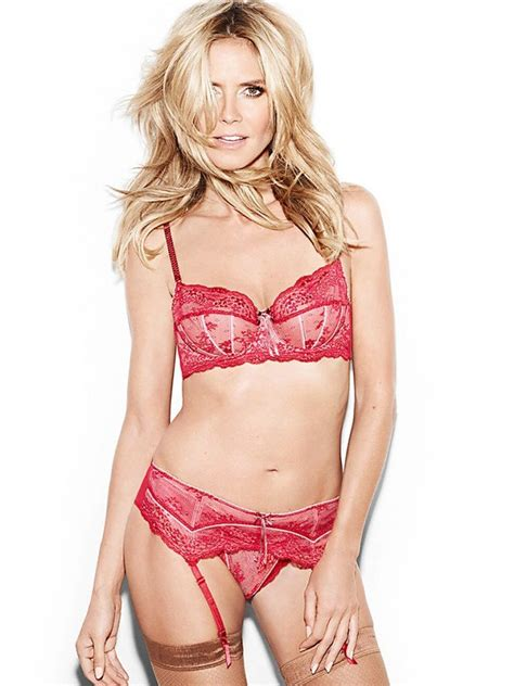 Heidi Klum In Sexy Lingerie The Fappening 2014 2020