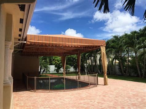 residential awnings miami fl   awnings