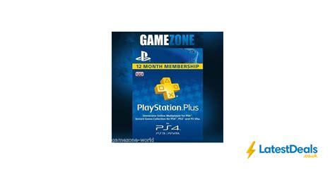 playstation psn days uk card ps store month