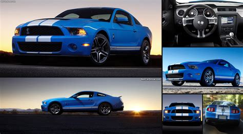 ford mustang shelby gt  pictures information