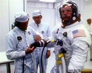 Faking the moon landing impossible