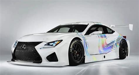 lexus rc modified say hello to the 532bhp lexus rc f gt3 race car