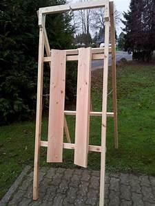 Valeri Zenner Holzfabrik Aufbrechbock Mit Handseilwinde