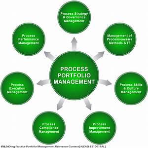 Process Portfolio Management In The Context Of Bpm