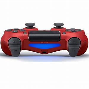 Sony Playstation DualShock 4 Controller Magma Red V2
