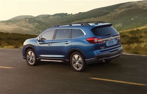2019 Subaru Ascent Price, Engine, Specs, News, Interior