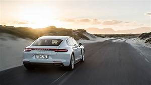 Porsche Panamera 4 E Hybrid 2017 Review CAR Magazine