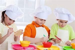 Transmettre Sa Passion De La Cuisine Ses Enfants