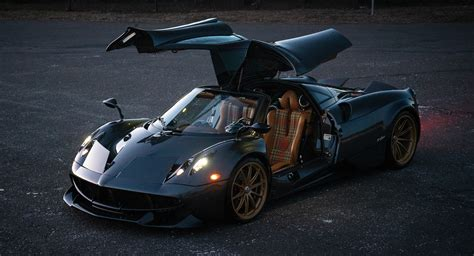 A 'Subtle' Pagani Huayra Is Heading For Auction In August ...