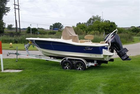 Scout Boats 195 Sportfish For Sale by Scout Boats 195 Sportfish Boats For Sale