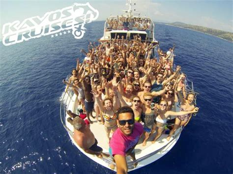 Party Boat Greece by Kavos Booze Cruise 2018 Book Online Boat Party Tickets