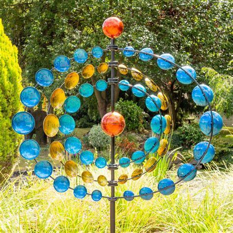 """199cm Windrad  Windspiel """"orbit"""", Garten, Primrose™ 44,99"""