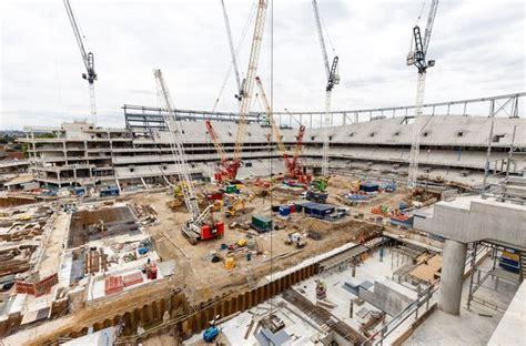 New photos of Tottenham's £850m stadium show the ...