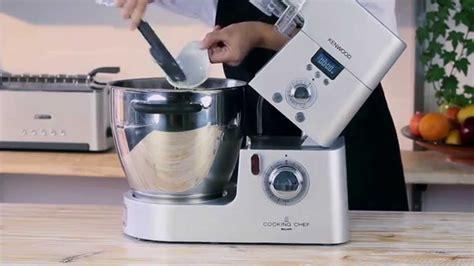 cuisine kenwood chef receta para preparar un estofado con cooking chef de
