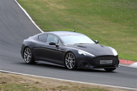 2019 Aston Martin Rapide by 2019 Aston Martin Rapide Amr Spied World S Fastest Sedan