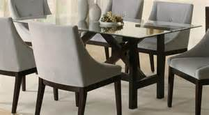 dining room table sets glass dining table rectangle home design