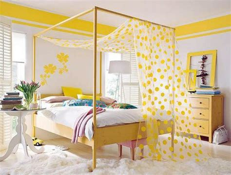 Bedroom Decorating Ideas Yellow And Green by 22 Bright Interior Design And Home Decorating Ideas With