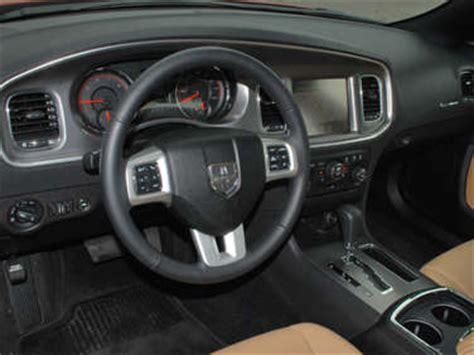 Dodge Charger 2011 Interior by 2011 Dodge Charger R T Awd Road Test And Review