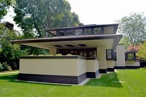 Frank Lloyd Wright Gebäude : organische architektur frank lloyd wright ~ Buech-reservation.com Haus und Dekorationen