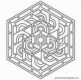 Coloring Geometric Pages Pattern Adults Geometry Patterns Sacred Printable Shapes Designs Adult 3d Zentangle Mandala Colouring Books Imgur Comments Coloringhome sketch template