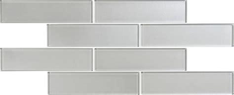 tiles of stow metallic brick glass mosaic