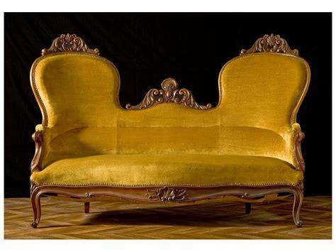 canapé napoléon iii canapé vintage ancien napoléon iii fin 19eme meuble unique pour décoration intérieure exclusive