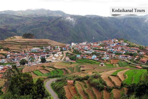kodaikanal tourism tours and travel packages tamilndu