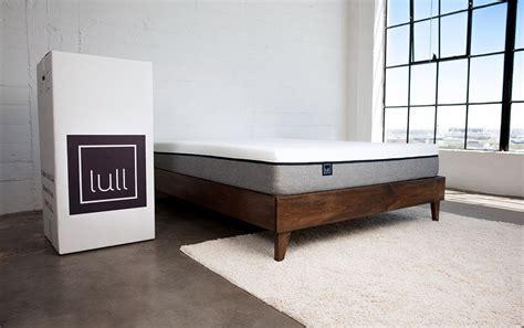 reverie mattress reviews lull mattress review may 2018