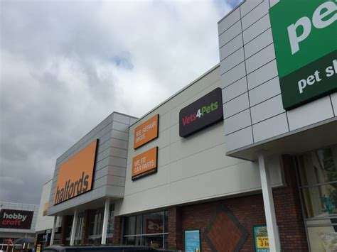 sears retail park solihull construction profiles