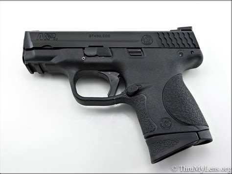 Moving Over To The Smith & Wesson M&p 9c