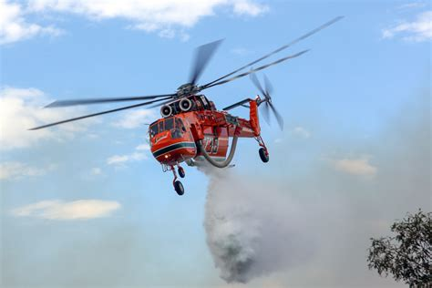 DFES withdraws proposal to base Sikorsky S-64 Skycrane at ...