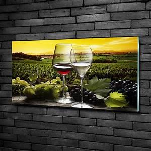 Wein Und Glas Essen : glas bild wandbilder druck auf glas 100x50 essen getr nke wein und trauben ebay ~ A.2002-acura-tl-radio.info Haus und Dekorationen