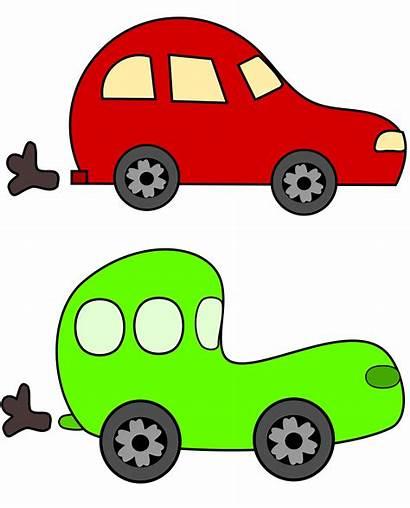 Cars Cartoon Clipart Clip Ferrari Toy Pdf