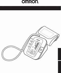 Omron Healthcare Blood Pressure Monitor Bp742 User Guide