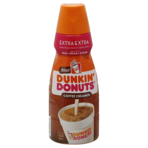 The powdered variety can be kept at room temperature for a zillion years. dunkin donuts creamer - My Momma Taught Me