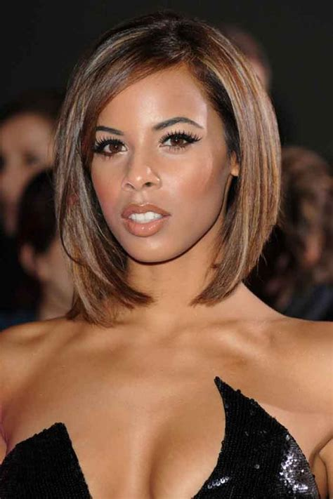 Chestnut Colour Hairstyles by Picture Of Chestnut Hair Color And Bob Hairstyle