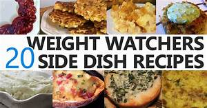 Punkte Berechnen Weight Watchers 2016 : 20 weight watchers side dish recipes ~ Themetempest.com Abrechnung
