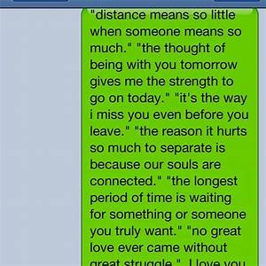 Military Long Distance Relationship Quotes. QuotesGram