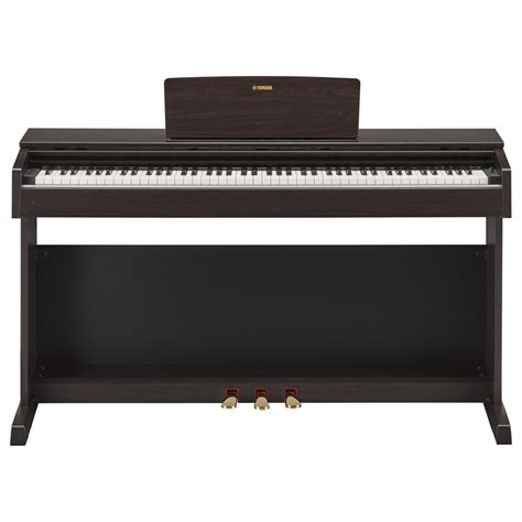 yamaha digital piano yamaha ydp 143 digital piano rosewood at gear4music