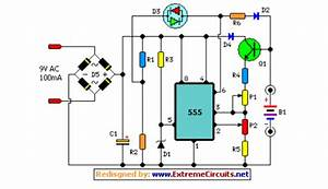 Nimh And Nicd Battery Charger Circuit