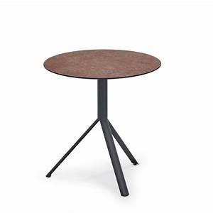 Runder Tisch 70 Cm : runder trio bistrotisch von weish upl kaufen ~ Markanthonyermac.com Haus und Dekorationen