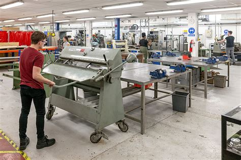 product design facilities nottingham trent university