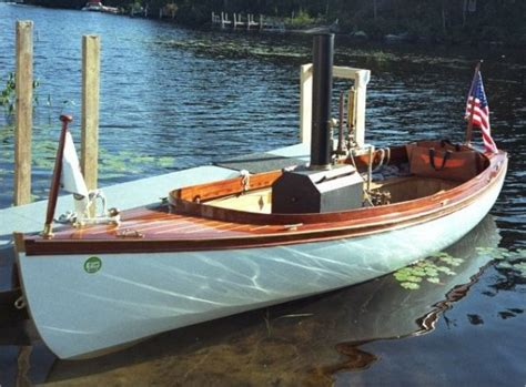Small Boat Steam Engines by Rappahannock Boat Works Tiny Power Steam Engines