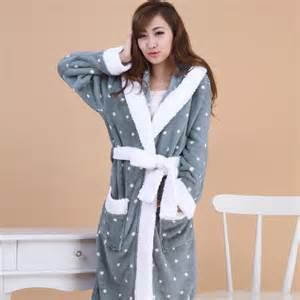Robes De Chambre Femme Hiver by Tres Longue Robe De Chambre Pour Femme La Mode Des Robes