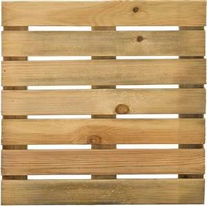 Dalle De Terrasse En Bois : dalle pin 50 x 50 x 3 6 ~ Dailycaller-alerts.com Idées de Décoration