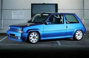 Renault Super 5 Five : fotografia de renault super 5 gt turbo autoblog ~ Medecine-chirurgie-esthetiques.com Avis de Voitures