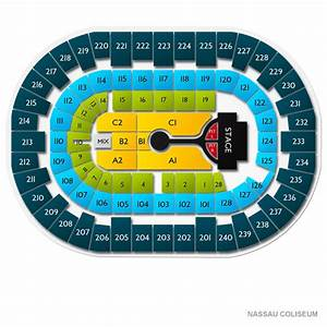 Nassau Coliseum Tickets 4 Events On Sale Now Ticketcity