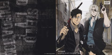 Gangsta Anime Wallpaper Hd - gangsta hd wallpaper background image 2500x1230 id